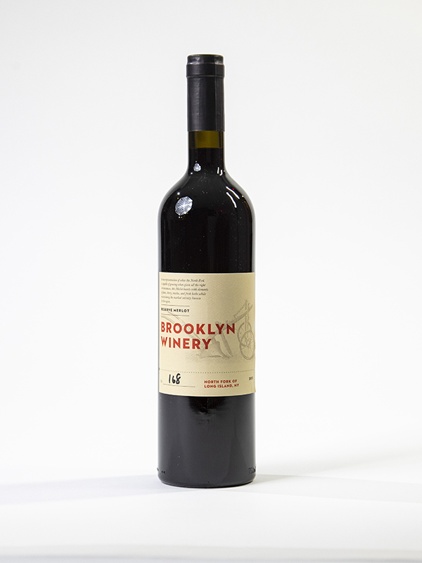 2013 Brooklyn Winery Reserve Merlot
