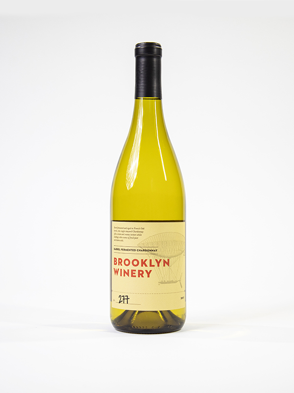 2017 Brooklyn Winery Barrel Chardonnay