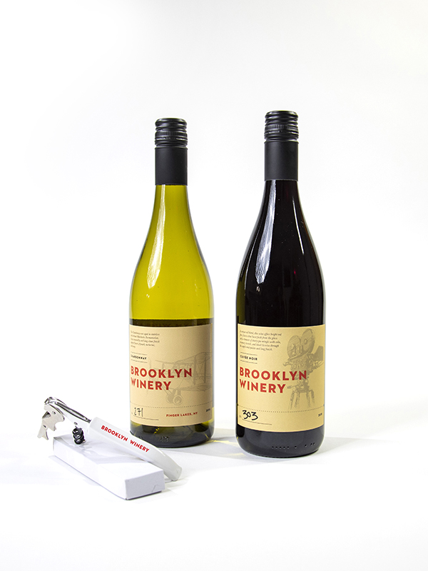Brooklyn Winery Signature Gift Box