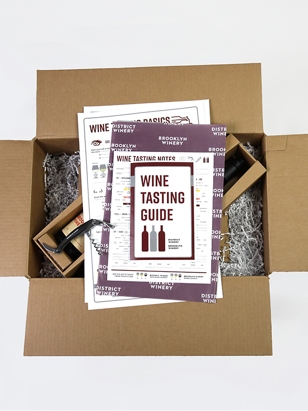 Brooklyn Winery Tasting Kit
