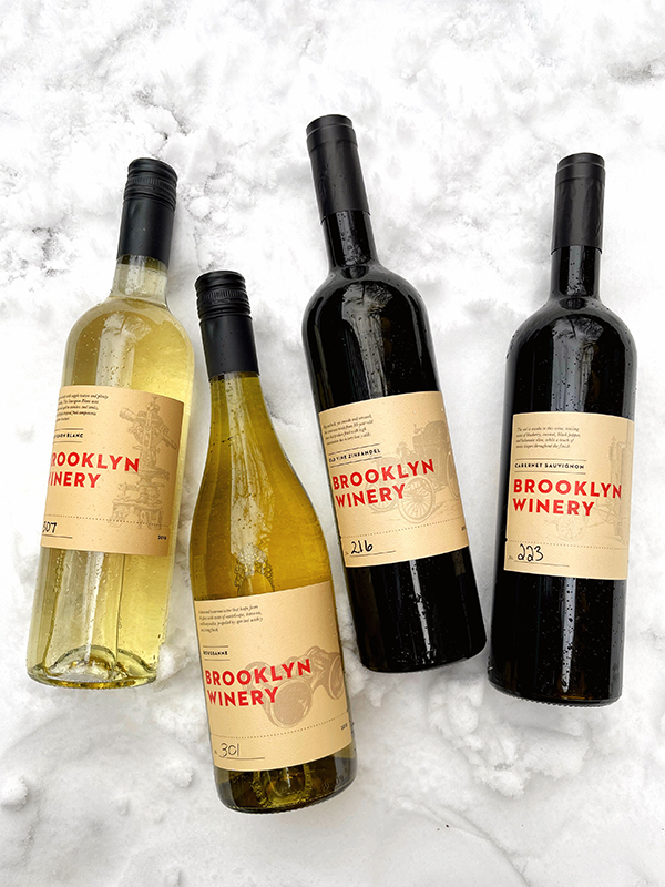 Winter Wines 4-Pack